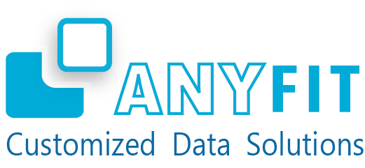 AnyFit - Customized Data Solutions